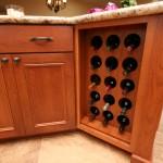 Base wine storage